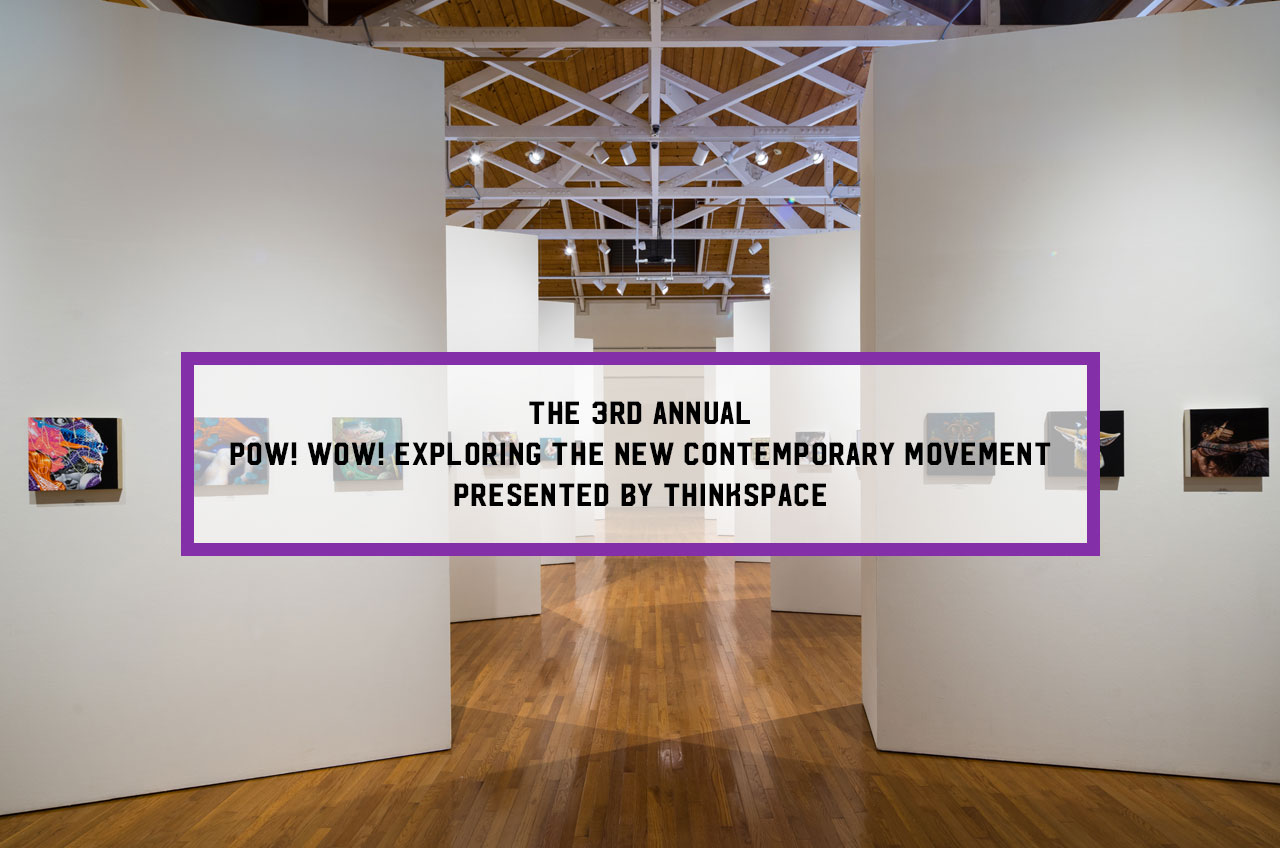 The 3rd annual 'POW! WOW! Exploring The New Contemporary Movement'