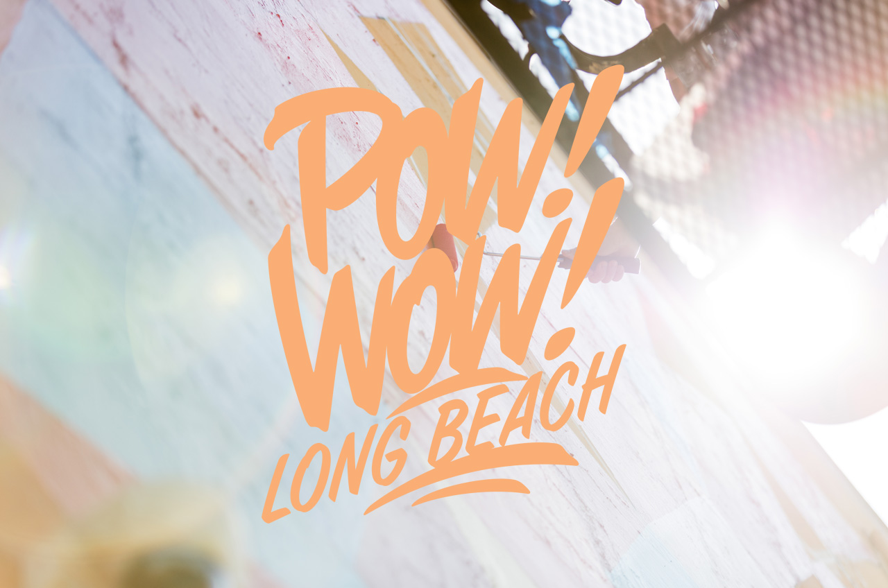 ANNOUNCING POW! WOW! LONG BEACH 2016