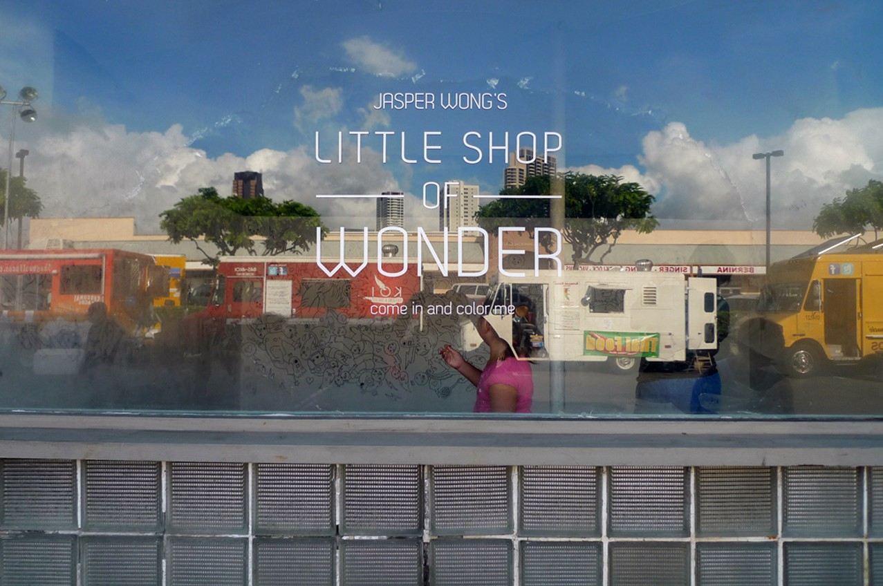 LITTLE SHOP OF WONDER