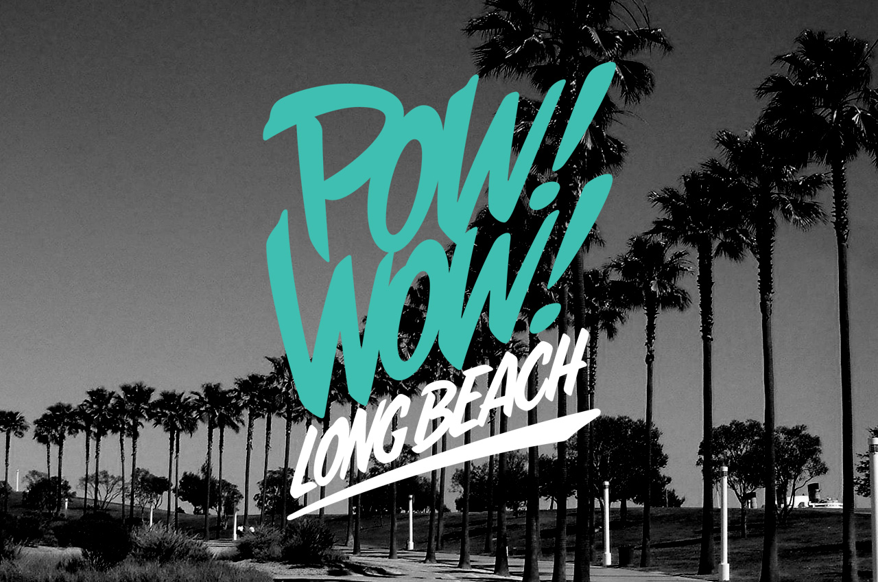 POW! WOW! LONG BEACH 2015