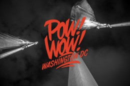 POW! WOW! Washington D.C.