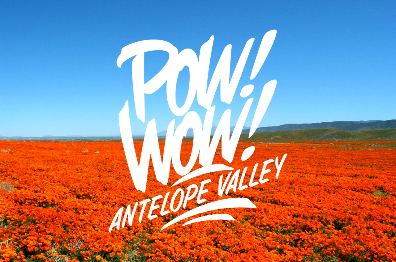 POW! WOW! ANTELOPE VALLEY