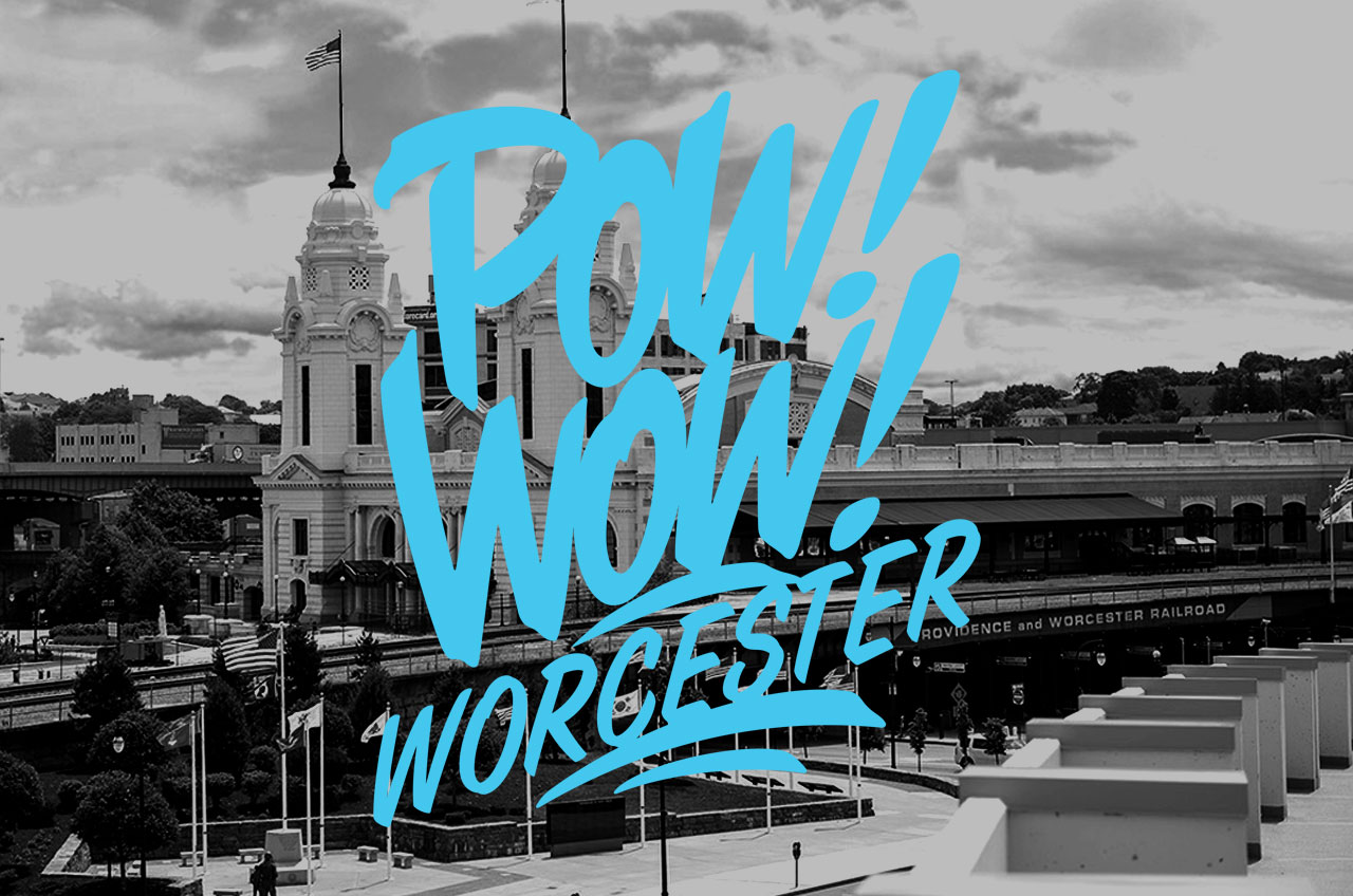 ANNOUNCING POW! WOW! WORCESTER