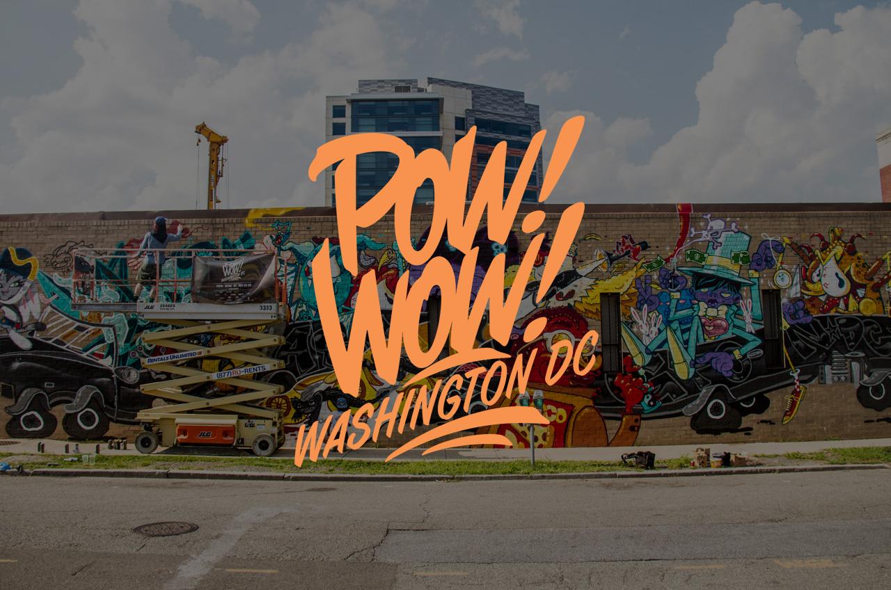 POW! WOW! DC 2017