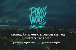 POW! WOW! SAN JOSE 2017