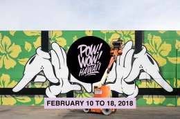 POW! WOW! HAWAII 2018